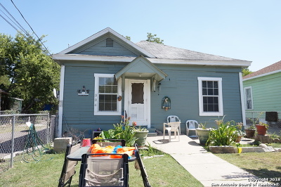 Bexar County Multi Family Home New: 306 Givens Ave