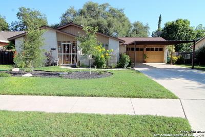 San Antonio Single Family Home New: 6222 Farragut Dr