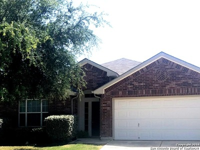 San Antonio Single Family Home New: 8426 Autry Bend