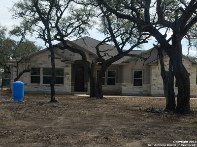 Comal County Single Family Home New: 1556 Cypress Pass Rd