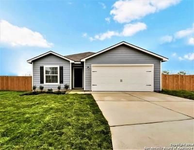 San Antonio Single Family Home New: 2942 Emery Falls