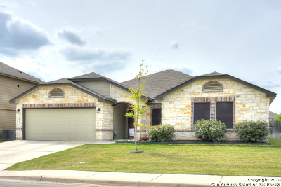 New Braunfels Single Family Home New: 877 Cypress Ml