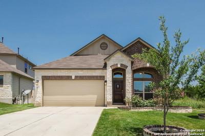 San Antonio Single Family Home New: 8631 Angelina Park