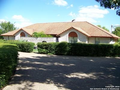 Bexar County Single Family Home New: 18560 I-35 S