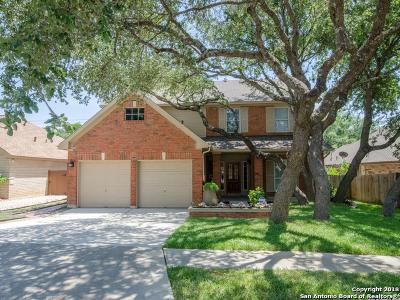 San Antonio Single Family Home New: 11742 Quailbrook