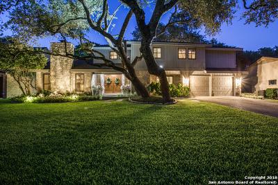 San Antonio Single Family Home New: 2711 Whisper Dove St