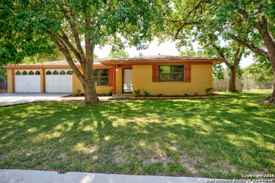 New Braunfels Single Family Home New: 1595 Marigold Dr
