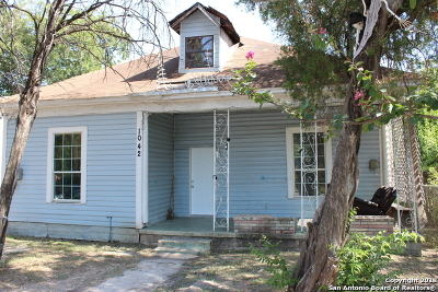 San Antonio Single Family Home New: 1042 Division Ave