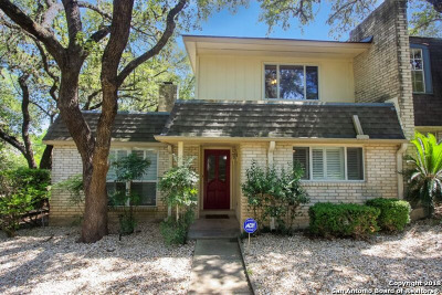 Bexar County Condo/Townhouse New: 3414 Northmoor St #23