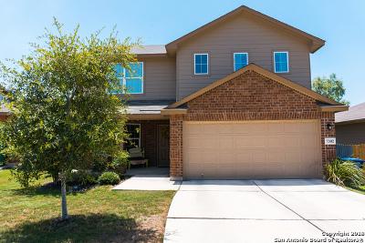 Bexar County Single Family Home New: 7302 Blazar Way