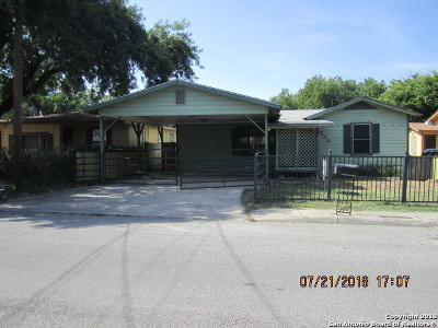 San Antonio Single Family Home New: 323 Riverdale Dr