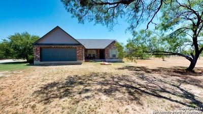 Atascosa County Single Family Home New: 4925 Fm 1332