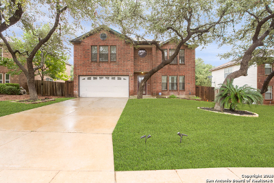Bexar County Single Family Home New: 9915 Stonefield Pl