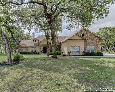 La Vernia Single Family Home For Sale: 144 Legacy Trace