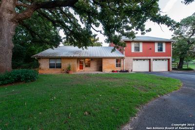 Seguin Single Family Home For Sale: 126 Alsup Ln