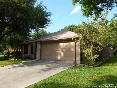 Cibolo Single Family Home For Sale: 3808 Greenridge