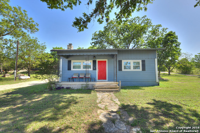 Bandera County Single Family Home For Sale: 12810 Highway 16