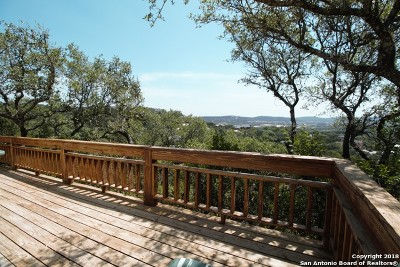 Helotes Single Family Home For Sale: 11421 Lago Vis