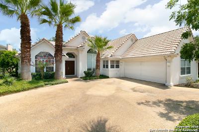 San Antonio Single Family Home Price Change: 1354 Twilight Ridge