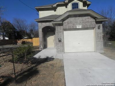 Single Family Home Back on Market: 411 Blaine