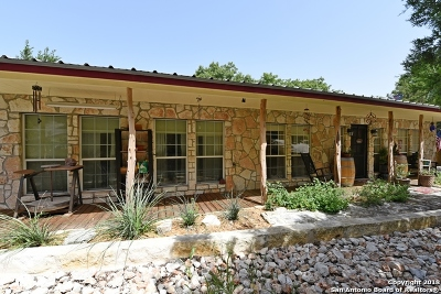 Boerne TX Single Family Home For Sale: $349,999