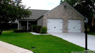 Schertz Single Family Home For Sale: 3852 Greenridge