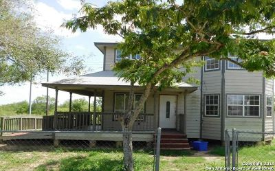 Floresville Single Family Home Price Change: 2595 County Road 128
