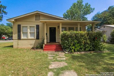 New Braunfels Single Family Home Back on Market: 894 Pine St
