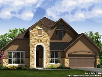Bexar County Single Family Home Price Change: 28004 San Clemente