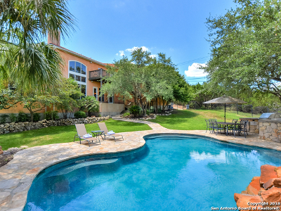 San Antonio Single Family Home For Sale: 77 Champions Run