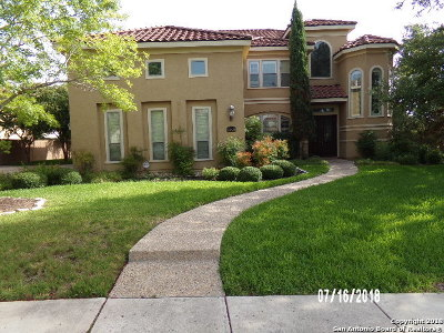 Canyon Springs Single Family Home For Sale: 24826 Fairway Springs