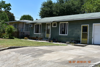 New Braunfels Single Family Home For Sale: 616 W Merriweather St