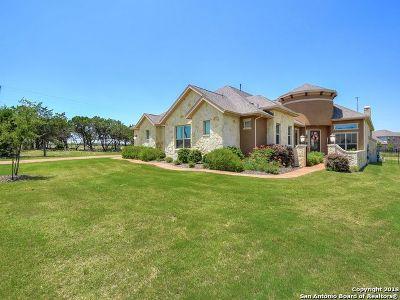 San Antonio Single Family Home For Sale: 27807 San Clemente