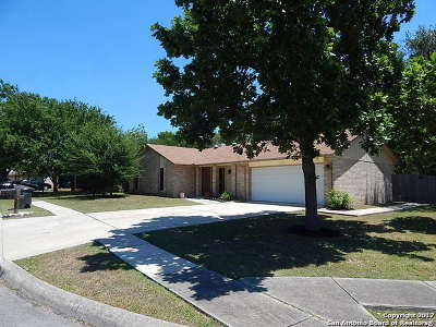 San Antonio Single Family Home Back on Market: 7946 Restless Wind St