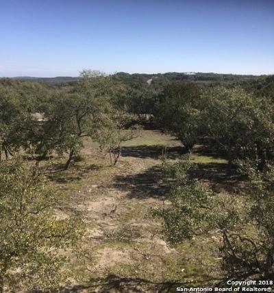 Boerne Residential Lots & Land For Sale: 28911 Dapper Dan Dr