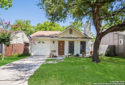 San Antonio TX Single Family Home Back on Market: $135,000