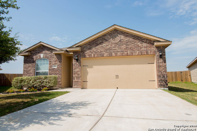 Single Family Home Price Change: 12202 Luckey Summit