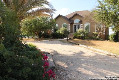Uvalde Single Family Home For Sale: 1098 Fm 1052