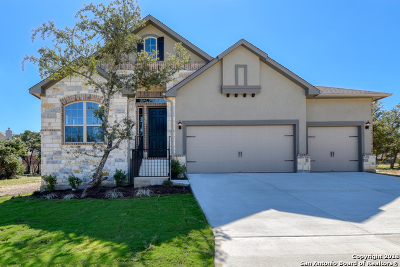 Fair Oaks Ranch Single Family Home For Sale: 9010 Pond Gate