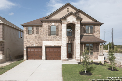 Cibolo Single Family Home Active Option: 224 Landmark Oak