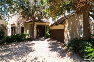 San Antonio Single Family Home For Sale: 25 Stratton Ln