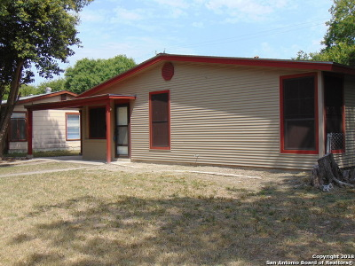 Single Family Home For Sale: 423 Crane Ave