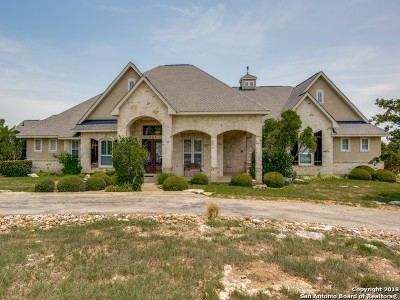 Kendall County Single Family Home For Sale: 809 Diamond Ridge