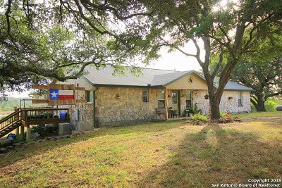 New Braunfels Farm & Ranch For Sale: 2670 Oak Valley Dr