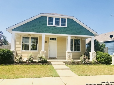 San Marcos Single Family Home Price Change: 309 Newberry Trail