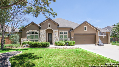 New Braunfels Single Family Home For Sale: 915 Wilderness Oaks