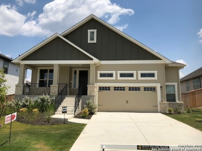 Schertz Single Family Home For Sale: 6572 Mason Valley