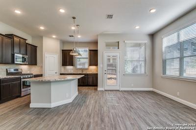 San Antonio Single Family Home Back on Market: 17326 Moscato
