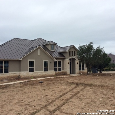 New Braunfels Single Family Home Active RFR: 5697 High Forest