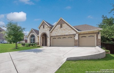 San Antonio Single Family Home Back on Market: 2434 Cortona Mist